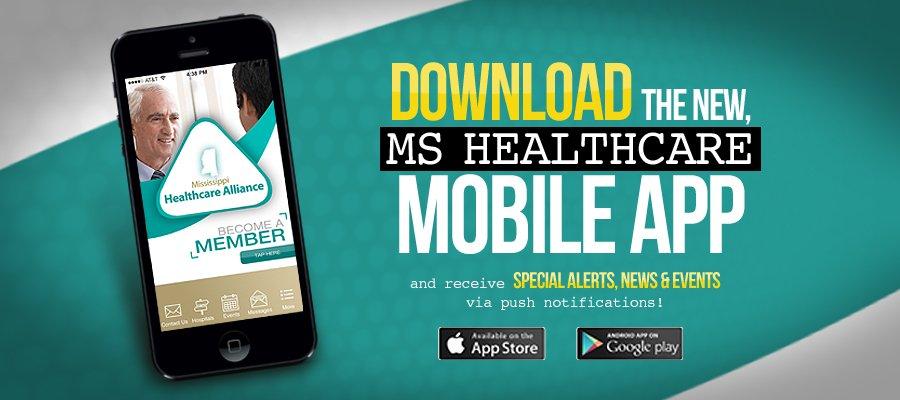 MS Healthcare Alliance Mobile App