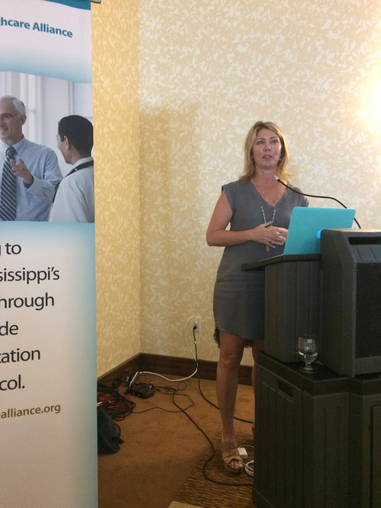 Wendy Barrilleaux, DPT MHCA Central Regional Stroke Coordinator