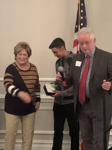 2020 MHCA Statewide Symposium - gift presentation