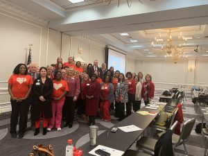 2020 MHCA Statewide Symposium - Wear Red