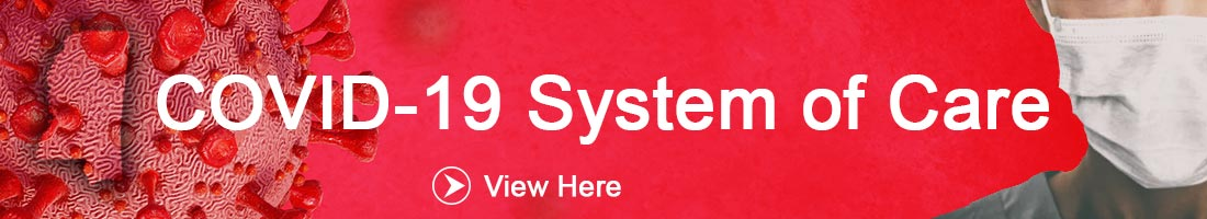 COVID-19 System of Care