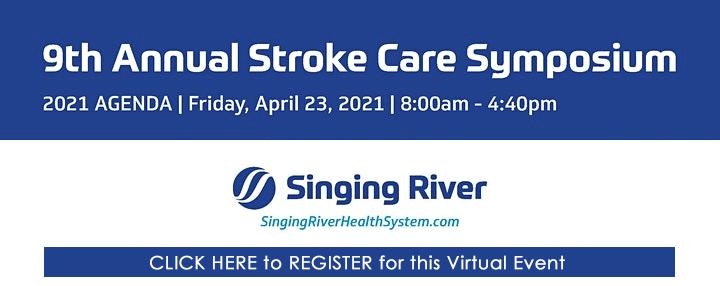 9th Annual Stroke Care Symposium 2021 04 23